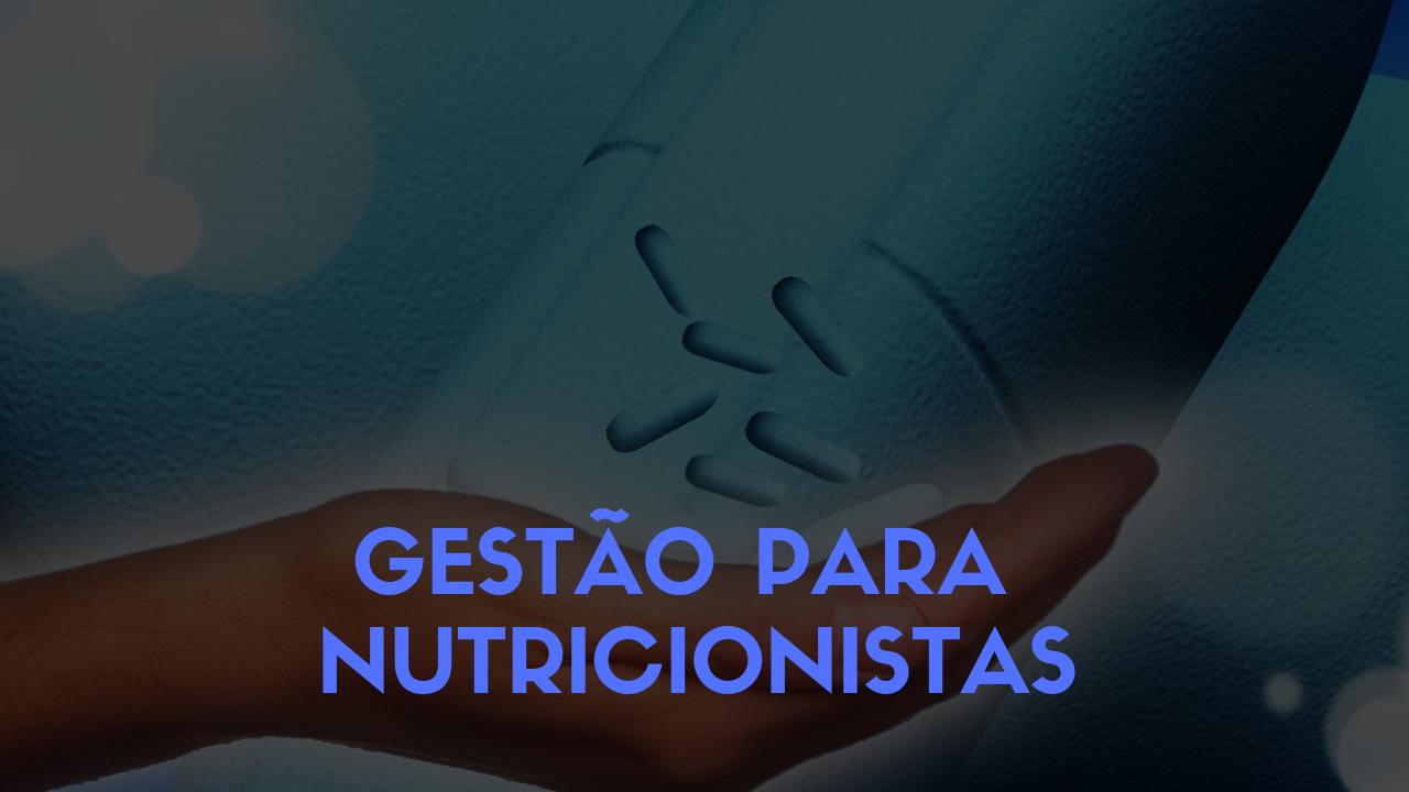 gestão para nutricionistas